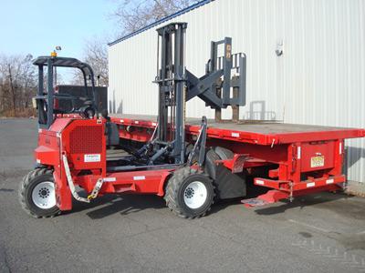 Forklifts | Tailgator | Moffit | Spyder | New Jersey, New